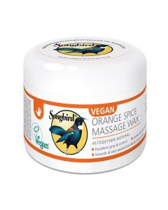 Orange Spice Vegan Massage Wax